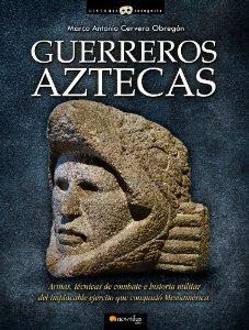 Portada de GUERREROS AZTECAS