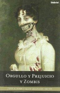 Portada de ORGULLO Y PREJUICIO Y ZOMBIS