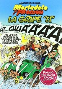 LA GRIPE U (MAGOS DEL HUMOR #134)