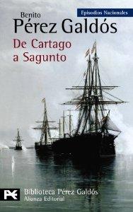 DE CARTAGO A SAGUNTO (EPISODIOS NACIONALES V #5)