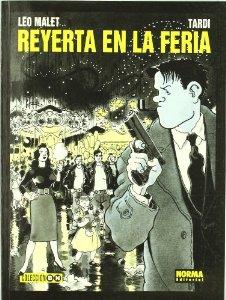 Portada de REYERTA EN LA FERIA (NÉSTOR BURMA#3)