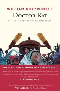 Portada de DOCTOR RAT