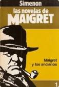 MAIGRET Y LOS ANCIANOS (COMISARIO MAIGRET#56)