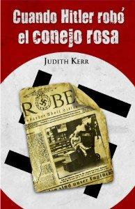 Portada de CUANDO HITLER ROBO EL CONEJO ROSA