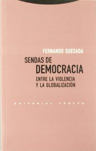 Portada de SENDAS DE DEMOCRACIA