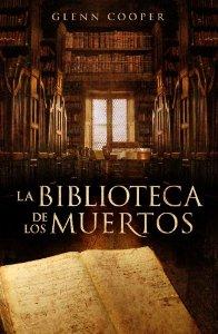 Portada de LA BIBLIOTECA DE LOS MUERTOS (WILL PIPER #1)