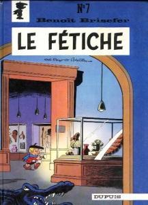 EL FETICHE (BENITO SANSÓN#7)