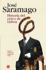 Portada de HISTORIA DEL CERCO DE LISBOA