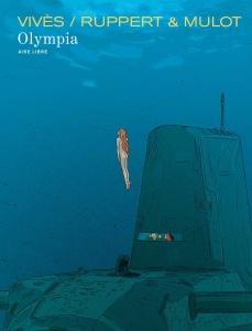 Portada de OLYMPIA