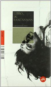 Portada de LIBRO DE FANTASMAS