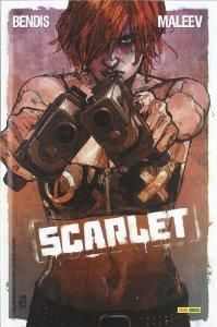 Portada de SCARLET 1