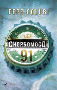 Portada de CHORROMOCO 91