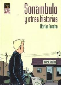 Portada de SONÁMBULO Y OTRAS HISTORIAS