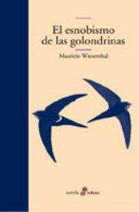 Portada de EL ESNOBISMO DE LAS GOLONDRINAS