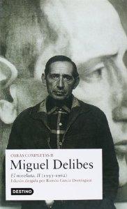 OBRAS COMPLETAS II: EL NOVELISTA (1953-1962)