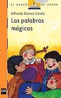 Portada de LAS PALABRAS MÁGICAS