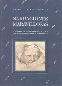 Portada de NARRACIONES MARAVILLOSAS Y BIOGRAFÍAS EJEMPLARES DE ALGUNOS GRANDES HOMBRES HUMILDES Y DESCONOCIDOS