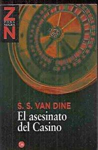 EL ASESINATO DEL CASINO (Philo Vance #8)