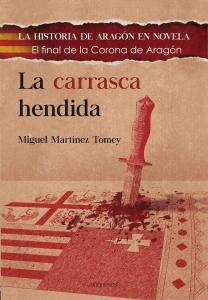 Portada de LA CARRASCA HENDIDA