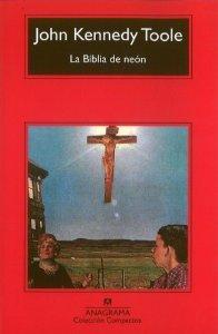 Portada de LA BIBLIA DE NEÓN