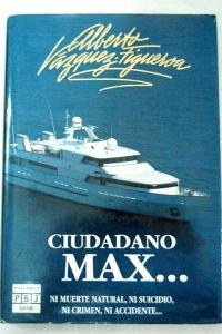 Portada de CIUDADANO MAX
