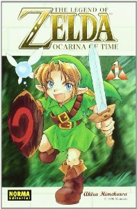 Portada de OCARINA OF TIME I
