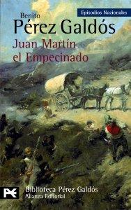 Portada de JUAN MARTIN EL EMPECINADO (EPISODIOS NACIONALES I #9)