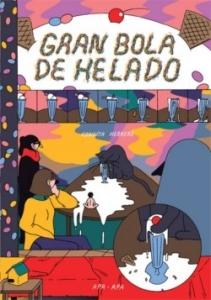 Portada de GRAN BOLA DE HELADO