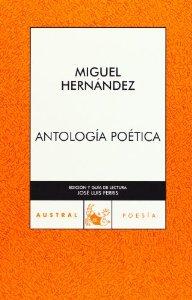 Portada de ANTOLOGÍA POÉTICA