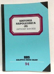 Portada de SINFONÍA NAPOLEÓNICA (PARTES II - IV)