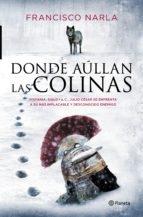Portada de DONDE AÚLLAN LAS COLINAS