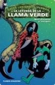 GREEN LANTERN/SUPERMAN: LA LEYENDA DE LA LLAMA VERDE
