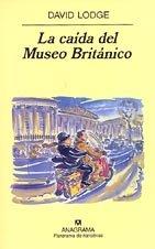 Portada de LA CAÍDA DEL MUSEO BRITÁNICO