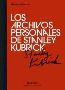 Portada de LOS ARCHIVOS PERSONALES DE STANLEY KUBRICK