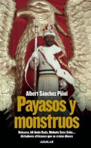 Portada de PAYASOS Y MONSTRUOS