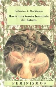 Portada de HACIA UNA TEORÍA FEMINISTA DEL ESTADO