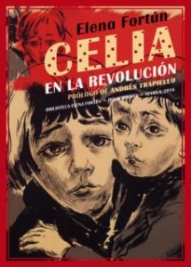 Portada de CELIA EN LA REVOLUCIÓN