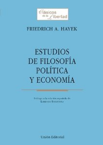 Portada de ESTUDIOS DE FILOSOFÍA, POLÍTICA Y ECONOMÍA