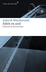 Portada de ADIOS EN AZUL