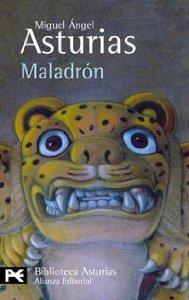 Portada de MALADRÓN