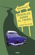 Portada de DESCALZA SOBRE EL TREBOL Y OTROS RELATOS