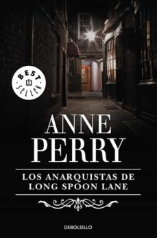 Portada de LOS ANARQUISTAS DE LONG SPOON LANE