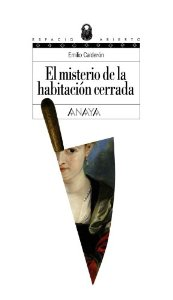 Portada de EL MISTERIO DE LA HABITACIÓN CERRADA