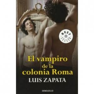 Portada de EL VAMPIRO DE LA COLONIA ROMA