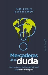 Portada de MERCADERES DE LA DUDA
