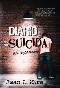 Portada de DIARIO DE UN SUICIDA EN POTENCIA
