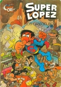 LOS CABECICUBOS (SUPERLÓPEZ#7)