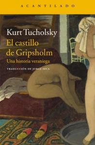 Portada de EL CASTILLO DE GRIPSHOLM. UNA HISTORIA VERANIEGA