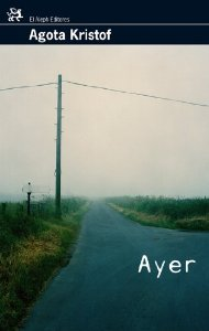Portada de AYER