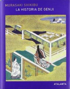 Portada de LA HISTORIA DE GENJI